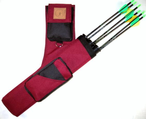 Vega Quiver Archery, quiver, bow and arrow, arrow, bag, holder, hip quiver, side quiver