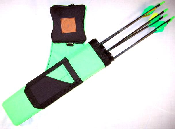 Big Dipper Quiver Hip Quiver, Adult Quiver, Arrow, Holder, Tube, Archery, Quiver