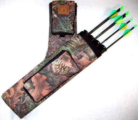 Polaris Quiver Archery, quiver, bow and arrow, arrow, bag, holder, hip quiver, side quiver